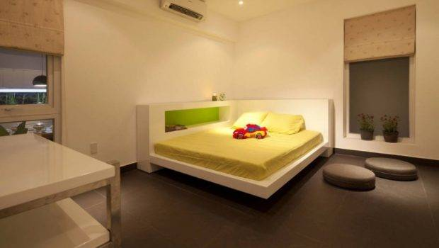 Bedroom Modern Style Corner Bed Stunning Designs Painting Small