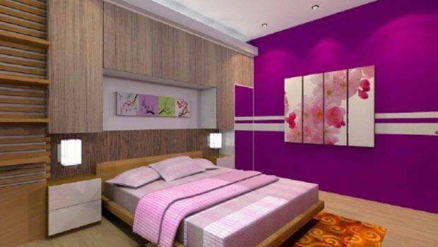 Bedroom Paint Interior Designs Best