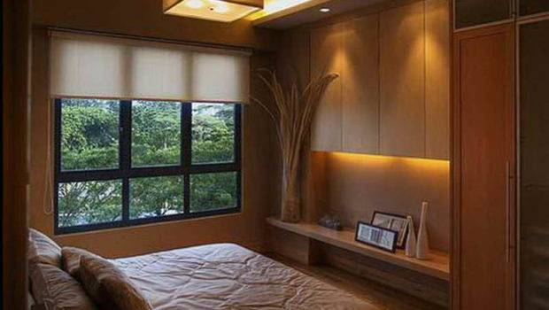 Bedroom Small Space Design Ideas
