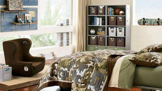 Bedroom Teenagers Boys Ideas Teenage