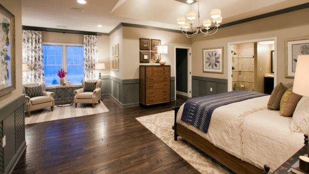 Bedroom Wainscoting Ideas Traditional Gray