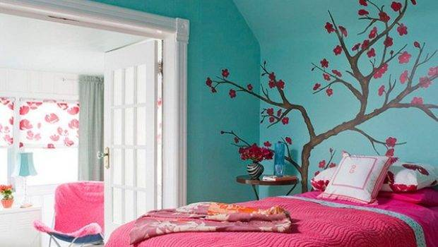 Bedroom Wall Decorating Ideas Teenage Girls Fresh