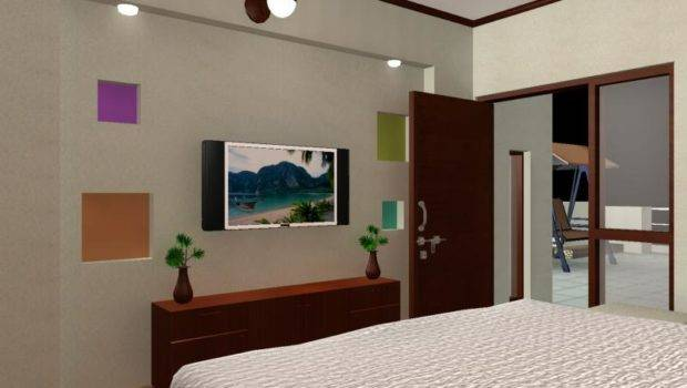 Bedroom Wall Unit Designs Design Gharexpert