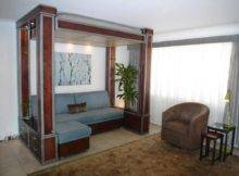Beds Small Rooms Create Larger Look Feel Home