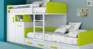 Beds Storage Awesome Kids Modern Bedroom