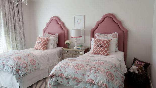 Before After Little Girl Big Room Reveal