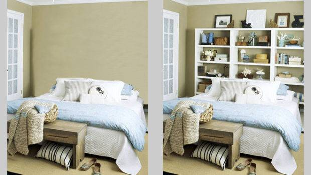 Before Without Bookcase Ooo After Headboard