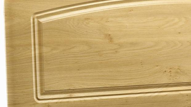 Belmont Oak Wooden Headboard