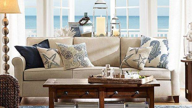 Benchwright Coffee Table Rustic Mahogany Stain Knotted Ocean