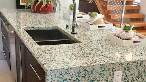 Benefits Vetrazzo Recycled Glass Green Product