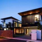 Berrima House Modern Tropical Look Dwelling Flat Roof