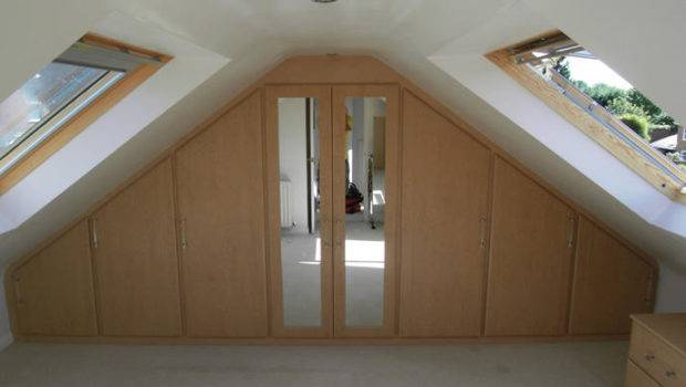 Bespoke Bedrooms Specialises Loft Attic Rooms Angled