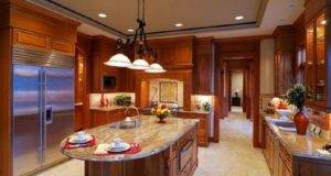 Best Application Large Kitchen Designs Ideas Interior