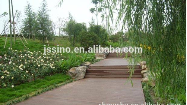 Best Balcony Flooring Material Cheap Composite Decking Anti