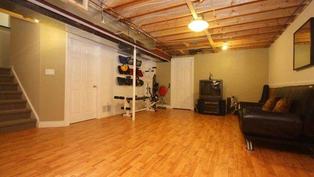 Best Basement Flooring Consideration Feel Home
