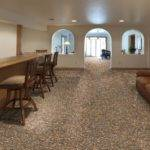 Best Basement Stone Epoxy Flooring
