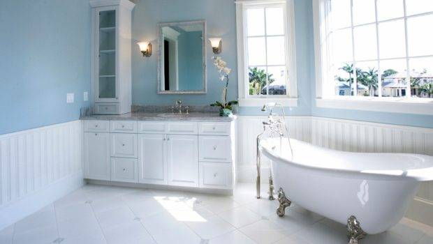 Best Bathroom Colors Interior Accents Home Design