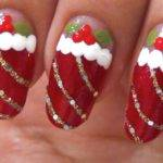 Best Christmas Nail Paint Designs