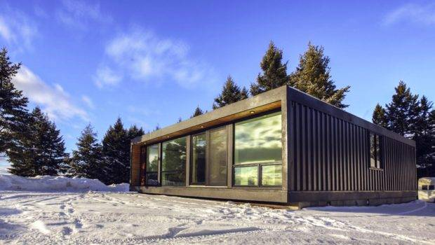 Best Container Houses Cool Material