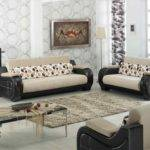 Best Design Sets Black Wooden Living Modern Sofa