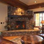Best Designs Ideas Stone Fireplace Calgary