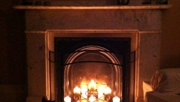 Best Fireplace Candles Ideas Pinterest