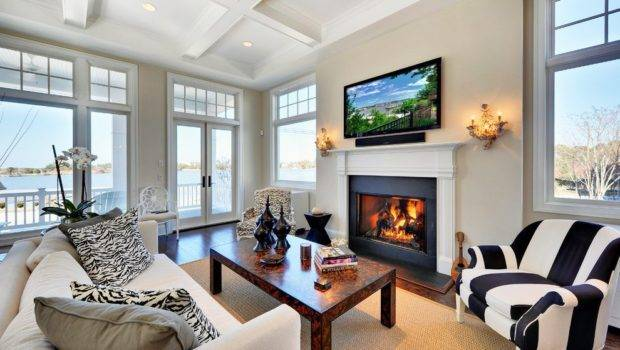 Best Greige Paint Living Room Traditional Water