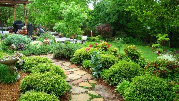 Best Homes Gardens Garden Ideas Backyard Idea