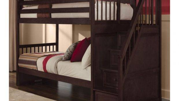 Best Ideas Twin Bunk Beds Stairs