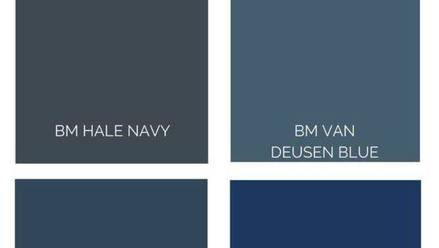 Best Navy Paint Colors Designers Share Failproof