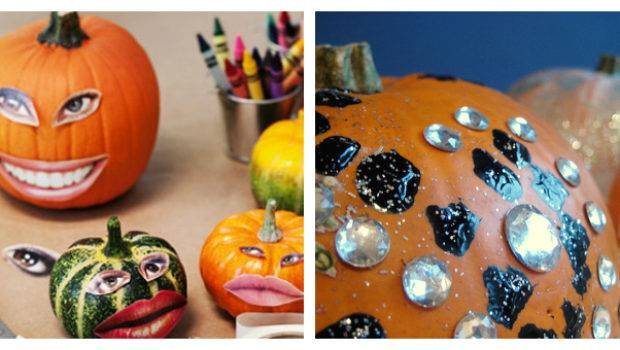 Best Pumpkin Decorating Ideas Kids