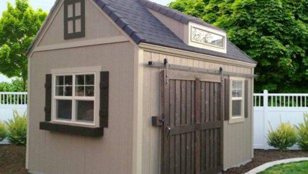 Best Sliding Door Shed Design Ideas Remodel Houzz