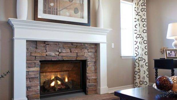 Best Stacked Stone Fireplaces Ideas Pinterest