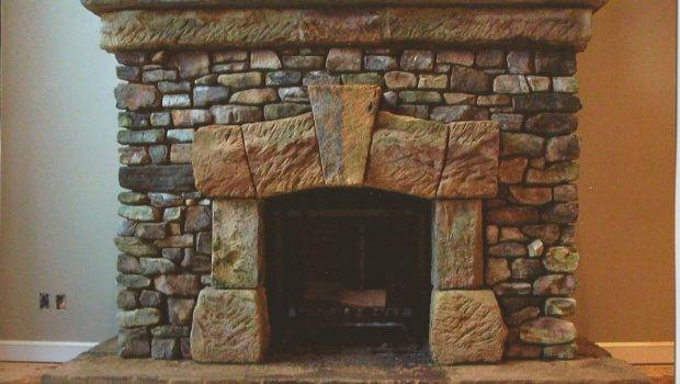 Best Stone Fireplace Design Ideas Interior
