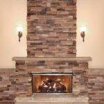 Best Stone Veneer Fireplace Designs