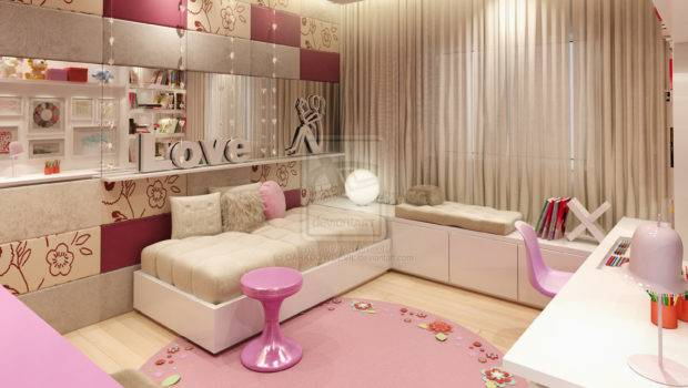 Best Teen Girl Bedroom Design Ever