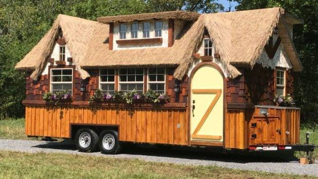 Best Tiny Houses Wheels Designs