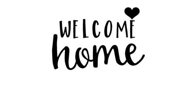 Best Welcome Home Ideas Only Pinterest Embroidery