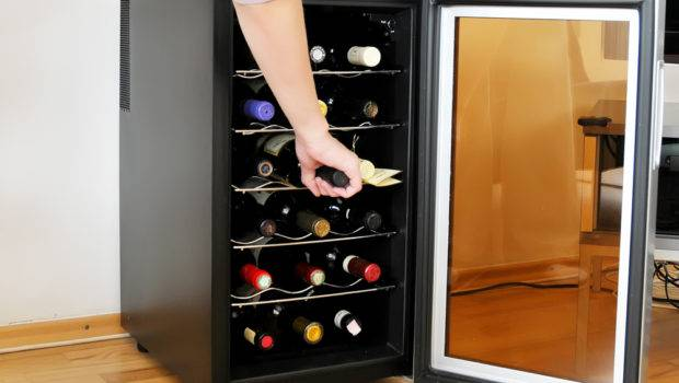 Best Wine Coolers Built Under Counter Dual Zone