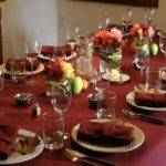 Better Idea Decorate Thanksgiving Table Your Dream Home
