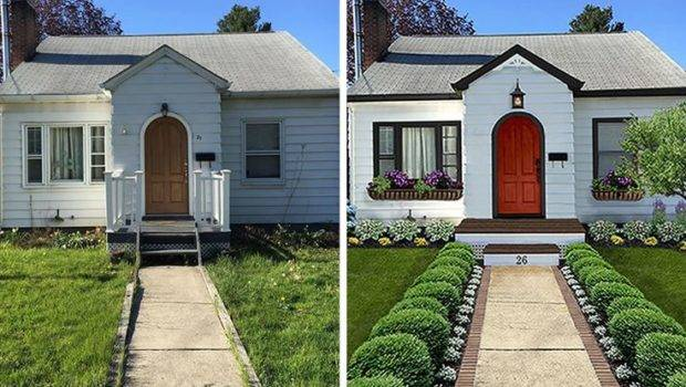 Bhg Real Estate Curb Appeal Easy Yards