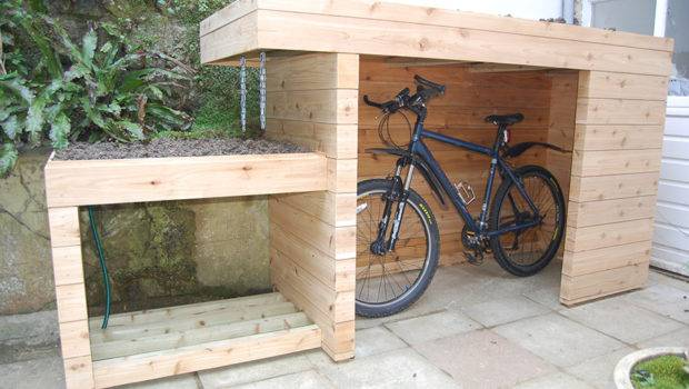 Bicycle Storage Isle Wight