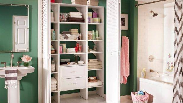 Big Ideas Small Bathroom Storage Diy Vanities