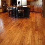 Big Kitchen Hardwood Floor Interior Design Ideas Style Homes
