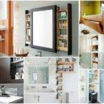 Big Space Saving Ideas Small Bathrooms