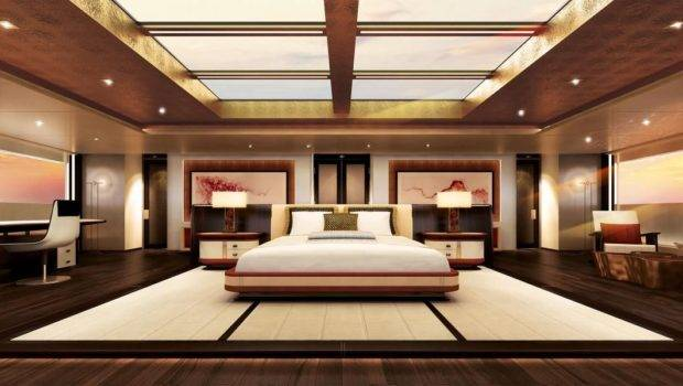 Biggest Master Bedroom World Largest Yacht Ever Built China