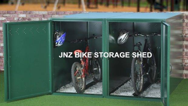 Bike Shed Garden Storage Tool Outdoor