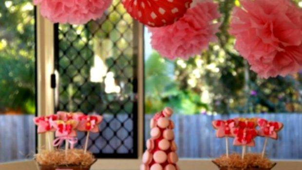 Birthday Decoration Ideas Home Party Favor