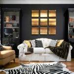 Black Walls Without Gothic Transformations Designrulz