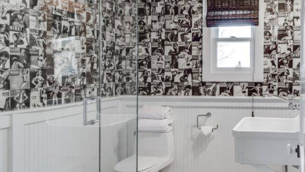 Black White Bathroom Designs Decorating Ideas